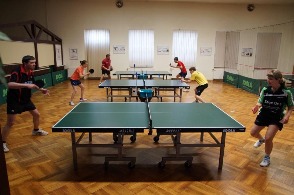 Tischtennis Spielen Leipzig